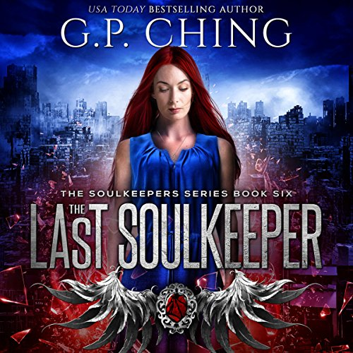 The Last Soulkeeper audiobook cover art