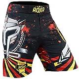 ROAR MMA Boxing Shorts Mixed Martial Art Muay Thai BJJ Grappling UFC Fighting