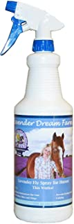 Natural Lavender Fly repellent Spray for Horses - with pure Lavender Oil