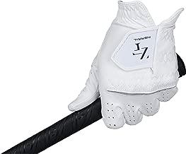ゼロフィット インスパイラル ゴルフ グローブ 左手用(右利き) ホワイト zerofit 24cm