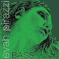 Pirastro Evah Pirazzi 3/4 Size Double Bass Strings 3/4 Size Weich G String [並行輸入品]