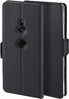 حافظة Libra-J لهاتف سوني اكسبيريا XZ3 حافظة هاتف محمول، مزود بفتحة بطاقة مغناطيسية مضادة للانزلاق لهاتف سوني اكسبيريا XZ3