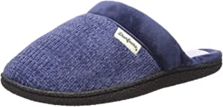 Women's Chenille Clog with Quilted Sock Slipper