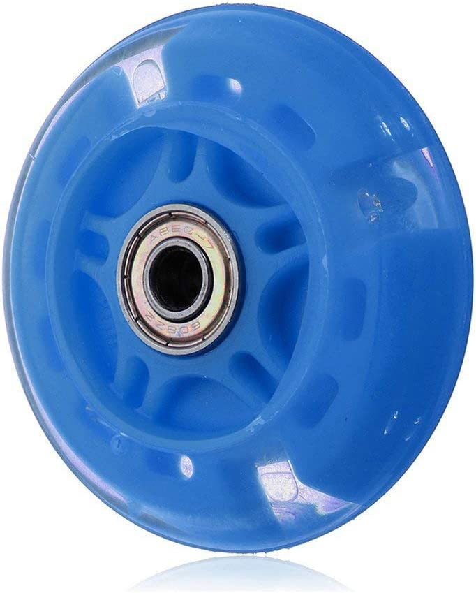 CHERIST 80Mm Led Flash Wheel Max 46% OFF Mini Maxi Our shop OFFers the best service Micro Or Flashing Scooter
