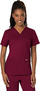 Workwear Revolution Women's V-Neck Scrub Top