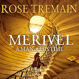 Merivel, A Man of His Time cover art
