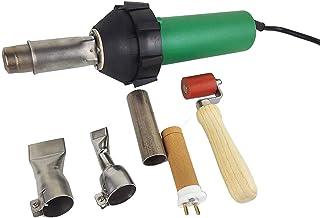 JIADING Professional 1600W Hot Air Gun PVC Heat Gun Hand Held Plastic Welder heating gun