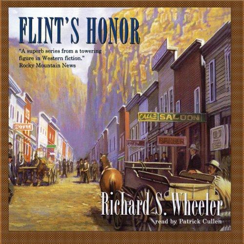 Flint's Honor audiobook cover art