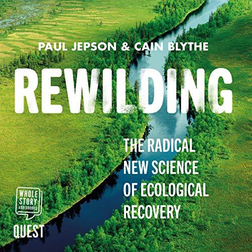 Rewilding cover art