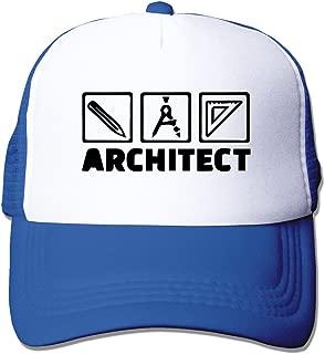 LKSJSADJ Ruler Architect Adjustable Hats Black