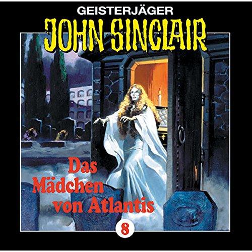Das Mädchen von Atlantis audiobook cover art