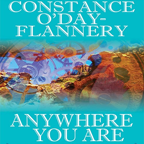 Anywhere You Are audiobook cover art
