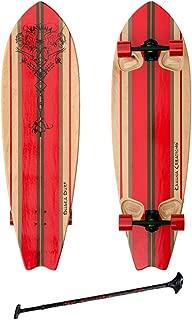 longboard street paddle