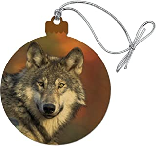 Best wolf christmas ornaments Reviews