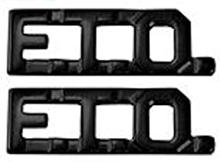 FTO Collar Insignia (Field Training Officers) - 1 PAIR (Black)