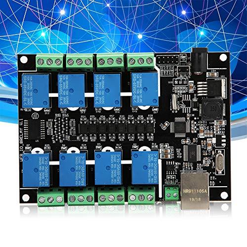 Qiter 【】 Accesorios industriales Tarjeta controladora programable NC-1000, PLC, Control Remoto para...