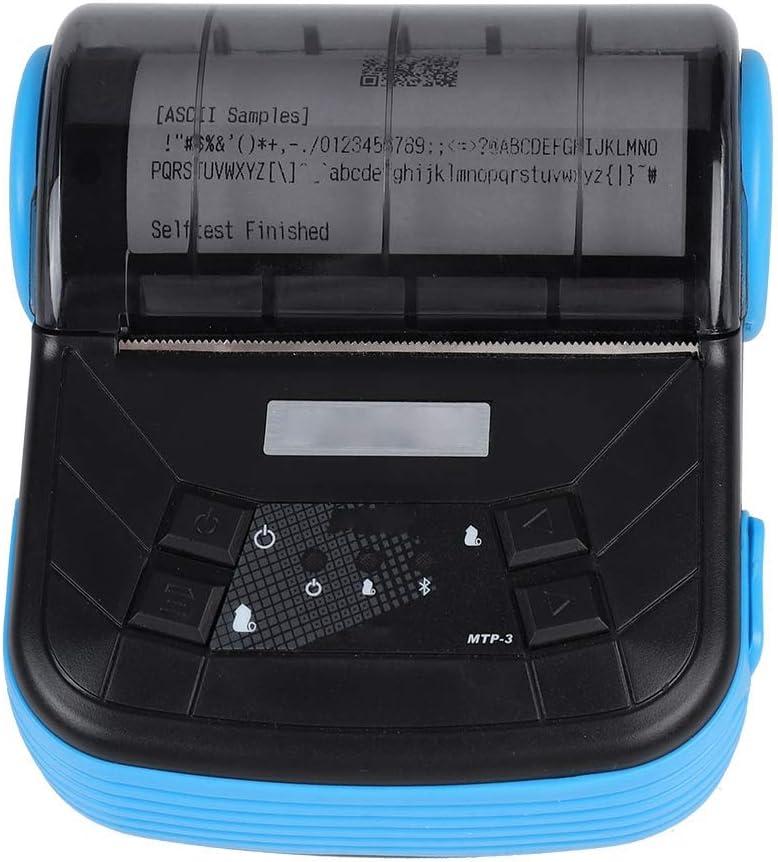 Mxzzand Discount mail Award order Portable Printer Receipt P Mini Thermal Wireless