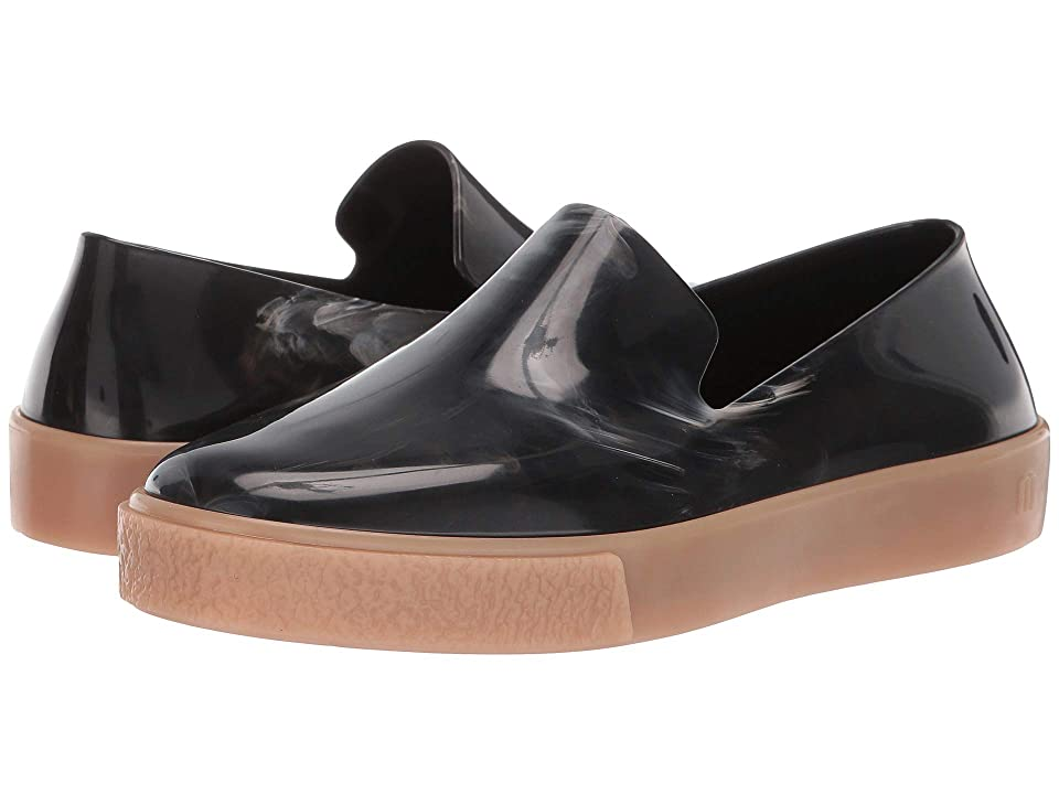 Melissa Shoes Ground II (Marble Beige/Black) Women