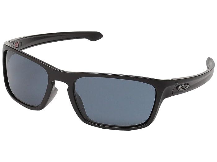 Oakley Sliver Stealth (Matte Black w/ Prizm Grey) Sport Sunglasses