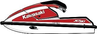 Exotic Signs Kawasaki 650 SX Graphic Kit - EK0009K650