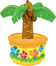 Unique Party 90694 - Palm Tree Inflatable Drinks Cooler
