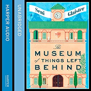 The Museum of Things Left Behind cover art