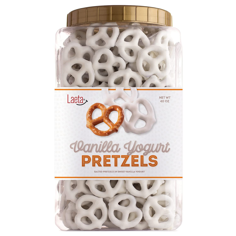 Yogurt Covered Pretzels Salted Super intense SALE Sweet in Max 89% OFF Vanilla