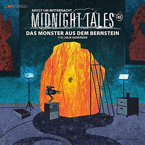 Das Monster aus dem Bernstein Titelbild