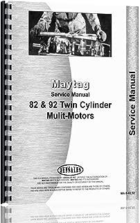 Maytag Engine Service Manual