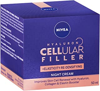 NIVEA Anti Age Hyaluron Cellular Filler Night Cream, 50ml