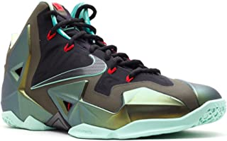 sports shoes aa8aa 9e12f Nike LeBron XI - Men s Sneakers In Court Puple Silver (616175-500)