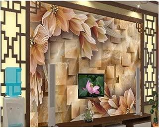 Bedroom Wallpaper Custom Mural Silk Cloth 3D Flower Fantasy Photo Wall Painting Wallpaper 3D Wall Wallpaper