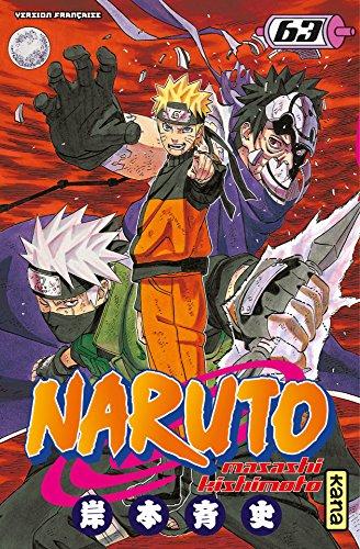 Naruto - Tome 63