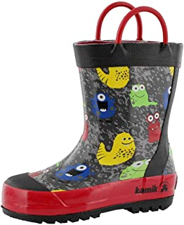 Kamik Kids Unisex Monsters (Infant/Toddler/Little Kid)