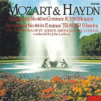 Mozart & Haydn Symphonies