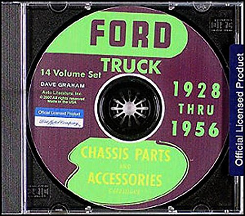 FULLY ILLUSTRATED 1928 1929 1930 1931 1932 1933 1934 1935 1936 FORD MOTORS FACTORY TRUCK & PICKUP...
