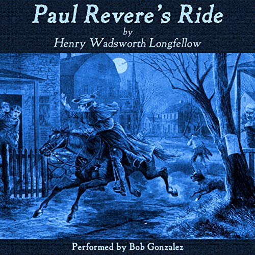 Paul Revere's Ride cover art