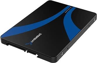Sabrent M.2 SSD to 2.5-Inch SATA III Aluminum Enclosure Adapter (EC-M2SA) (Renewed)