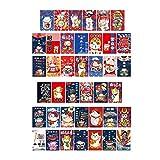 joyMerit 2 Piezas De Cocina De Estilo Japonés Tienda Banderas Colgantes Bunting Sign Tienda Decoración 5.5yds