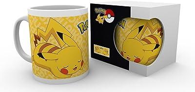 "(15x10x9 cm) - GB eye ""Pokemon, Pikachu Rest"" Mug, Multi-Colour"
