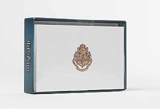 Harry Potter: Hogwarts Foil Note Cards (Set of 10)