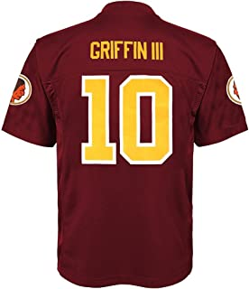Outerstuff NFL Washington Redskins Robert Griffin III RG3 Youth Jersey Burgundy