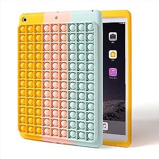 HICITI Push Pop Fidget iPad Pro 9.7/11/10.2 inches, Pop Bubble Sensory Fidget Toy, Release Pressure Bubble Shockproof iPad...