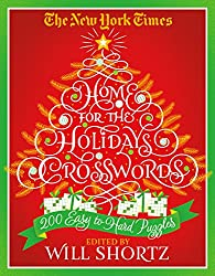 Home For The Holidays Crosswords