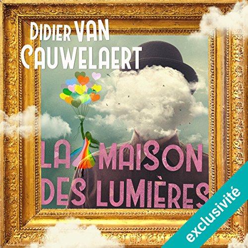 La maison des lumières audiobook cover art