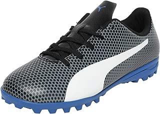 Puma Unisex's Spirit It Jr Black White Football Shoes