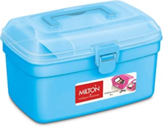 Milton Plastic Multi-Purpose Box, Blue