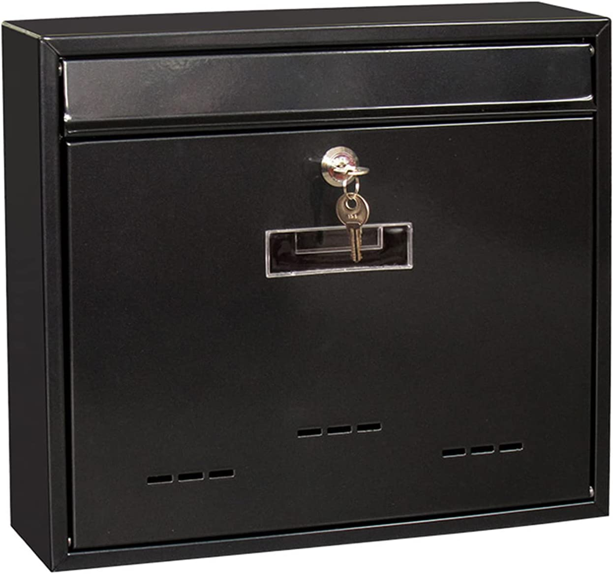 KKYY shopping Traditional Mailbox Locking half Wall Security K Mount