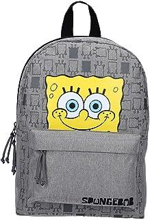 BOB La esponja - Mochila (equipaje, bolsos, mochilas, estuches, paraguas)