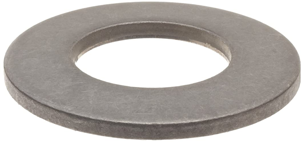 302 Stainless Steel Belleville Spring Washers, 0.755 inches Inner Diameter, 1.5 inches Outside Diameter, 0.107 inches Free Height, 0.089 inches Compressed Height, 665 foot_pounds Max. Load (Pack of 10)